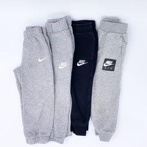 Nike joggers size 3T
